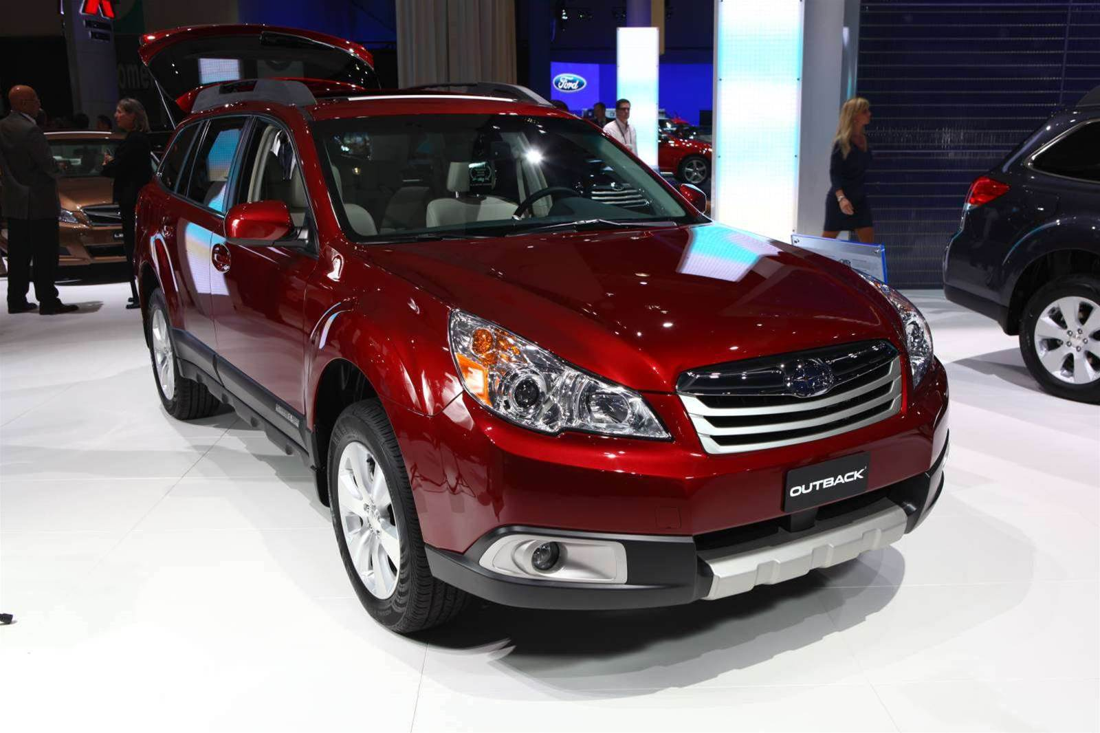 Hackers unlock and start Subaru Outback