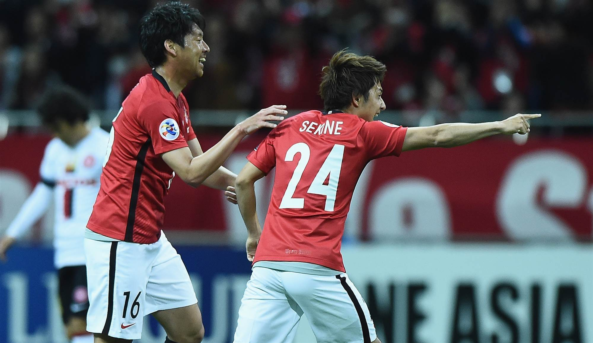 Wanderers eliminated with Urawa rout