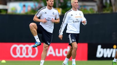 Alonso could face Malaga