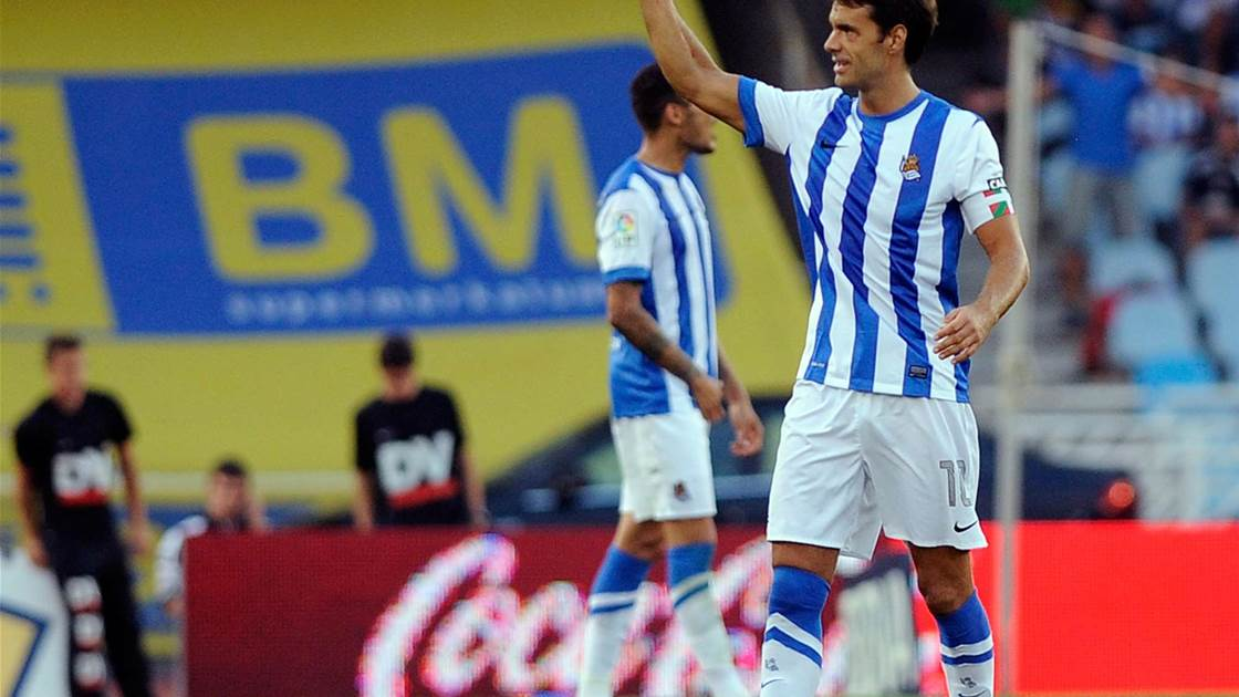 Prieto focused on La Liga