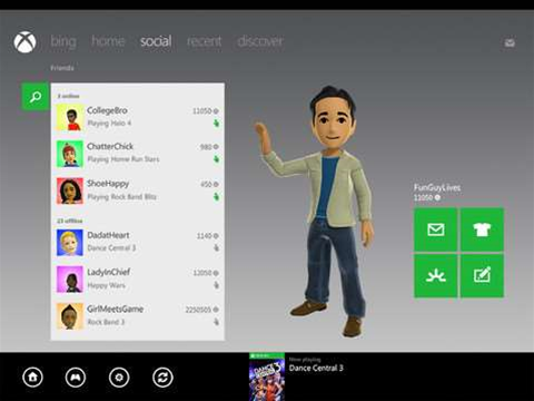 Xbox SmartGlass brings Xbox 360 control to your iOS device ...