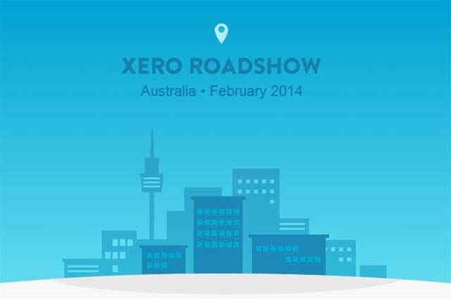 5,000 people have signed up for next week's Xero Roadshow