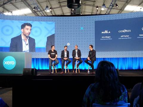 Small business to benefit from the 'financial web' says Xero CEO