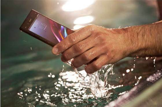 Optus selling Sony's Xperia Z Ultra water-resistant phone