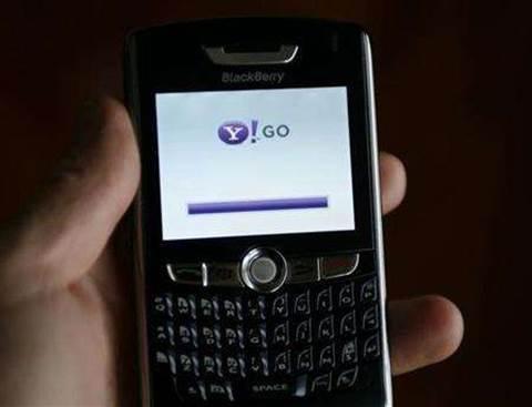 Yahoo to kill Blackberry app