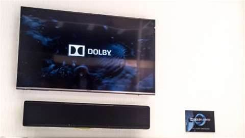 Yamaha YSP-5600 Dolby Atmos soundbar - Surrounded by sound, not speakers