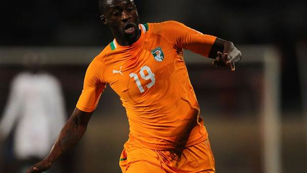 Toure named African Footballer of the Year