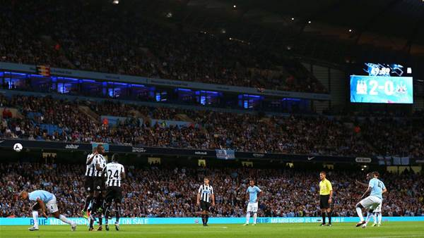 Toure targets more goals after Newcastle screamer