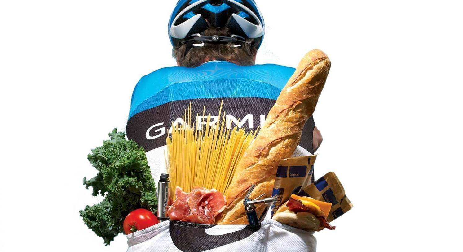 Eat clean, ride faster