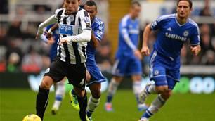 Cabaye hints at Newcastle exit at season's end