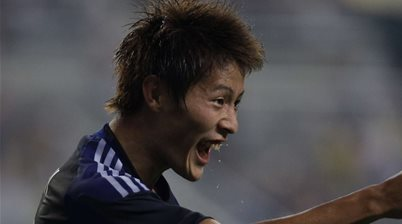 Japan's late winner claims East Asian Cup