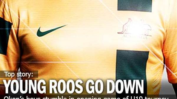 Young Roos Go Down In Opener