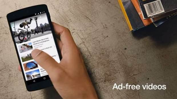 YouTube goes ad-free - for $10 a month
