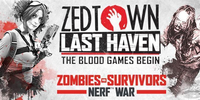 Zedtown: The Last Haven tickets are ON SALE TODAY!