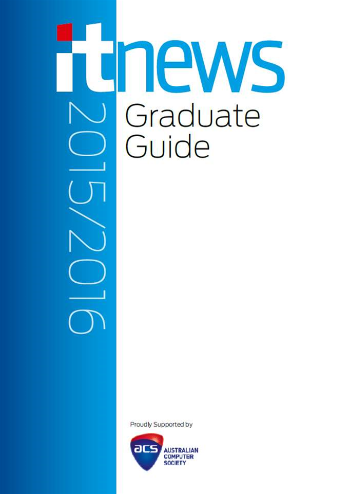 The 2015/16 iTnews Grad Guide