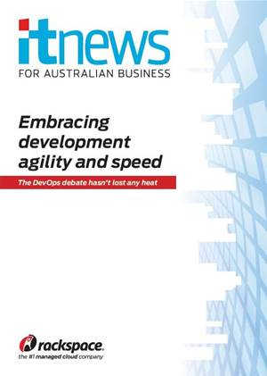 Embracing development agility and speed