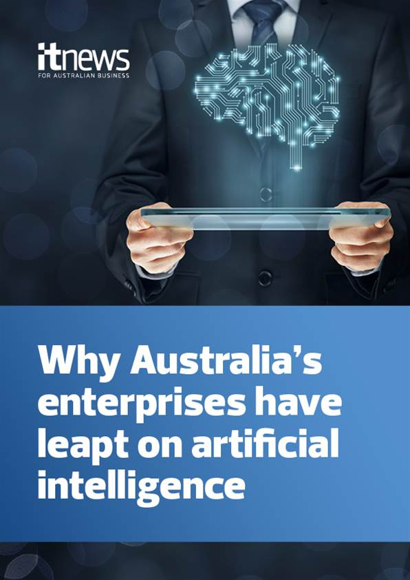 Why Australia's enterprises have leapt on artificial intelligence