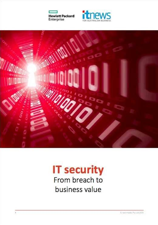 Information security: From breach to business value