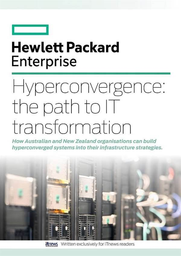 Hyperconvergence: the path to IT transformation