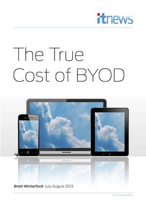 The True Cost of BYOD