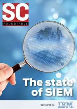 Inside SIEM Roundtable eBook