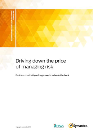 Driving down the price of managing risk