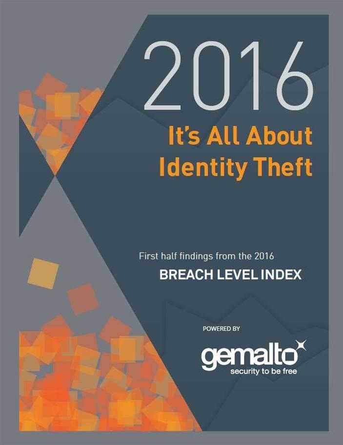 Breach Level Index Report
