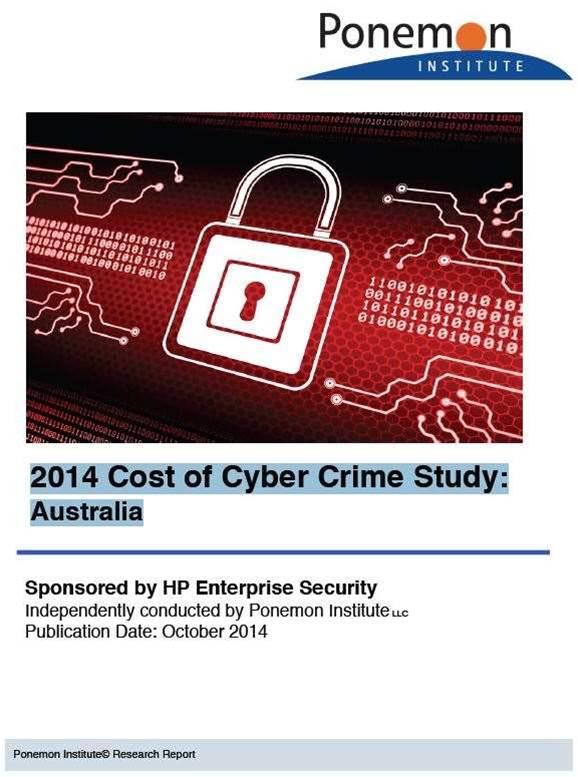 2014 Cost of Cyber Crime Study: Australia