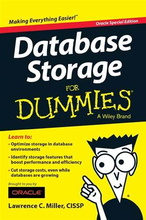 Database Storage For Dummies®, Oracle Special Edition