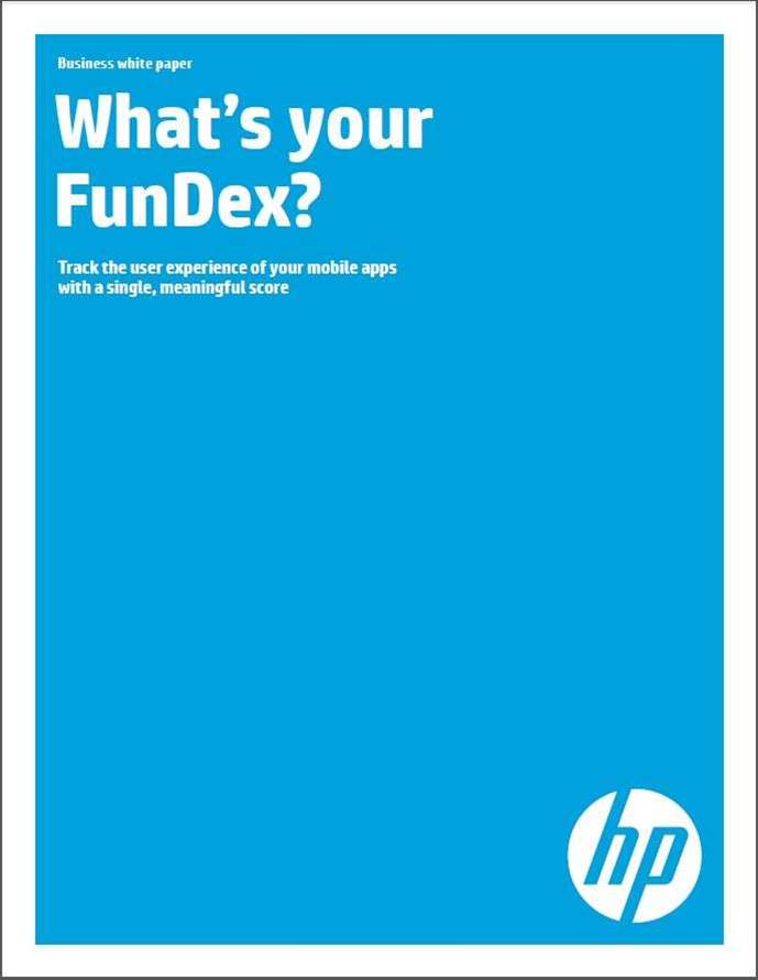 What's your FunDex?