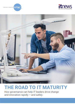 The Road to IT Maturity