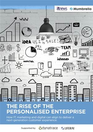 The rise of the personalised enterprise