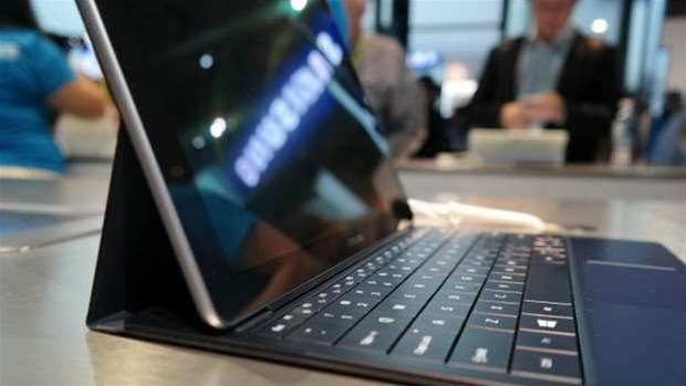 Hands on with Samsung Galaxy Tab Pro S
