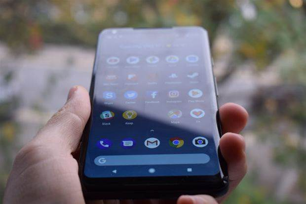 Google Pixel 2 XL review: the best pure Android phone ...