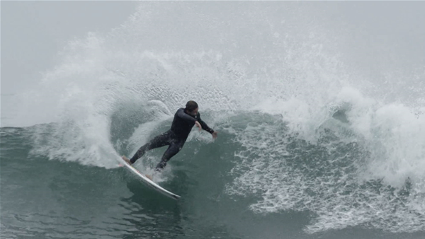 Watch: Trail Tracks - The Trestles Freesurf Sessions
