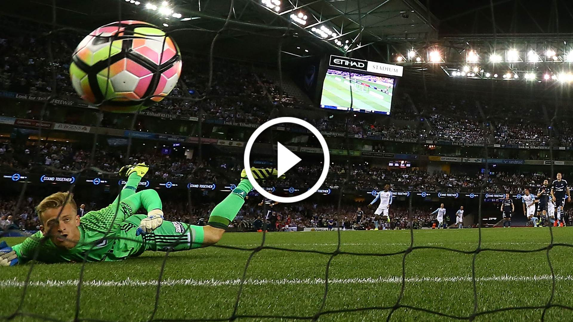 Cahill 40m strike wins A-League Goal of the Year