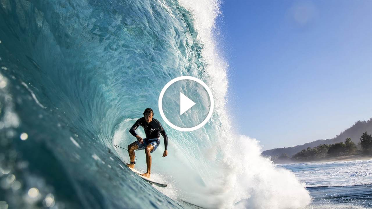 North Shore Perfection With Bruce Irons, Jay Davies and More