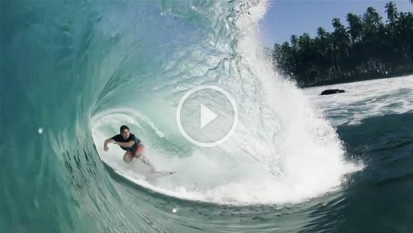 Mitch Parko Parts Ways With Billabong … Drops Epic Clip.