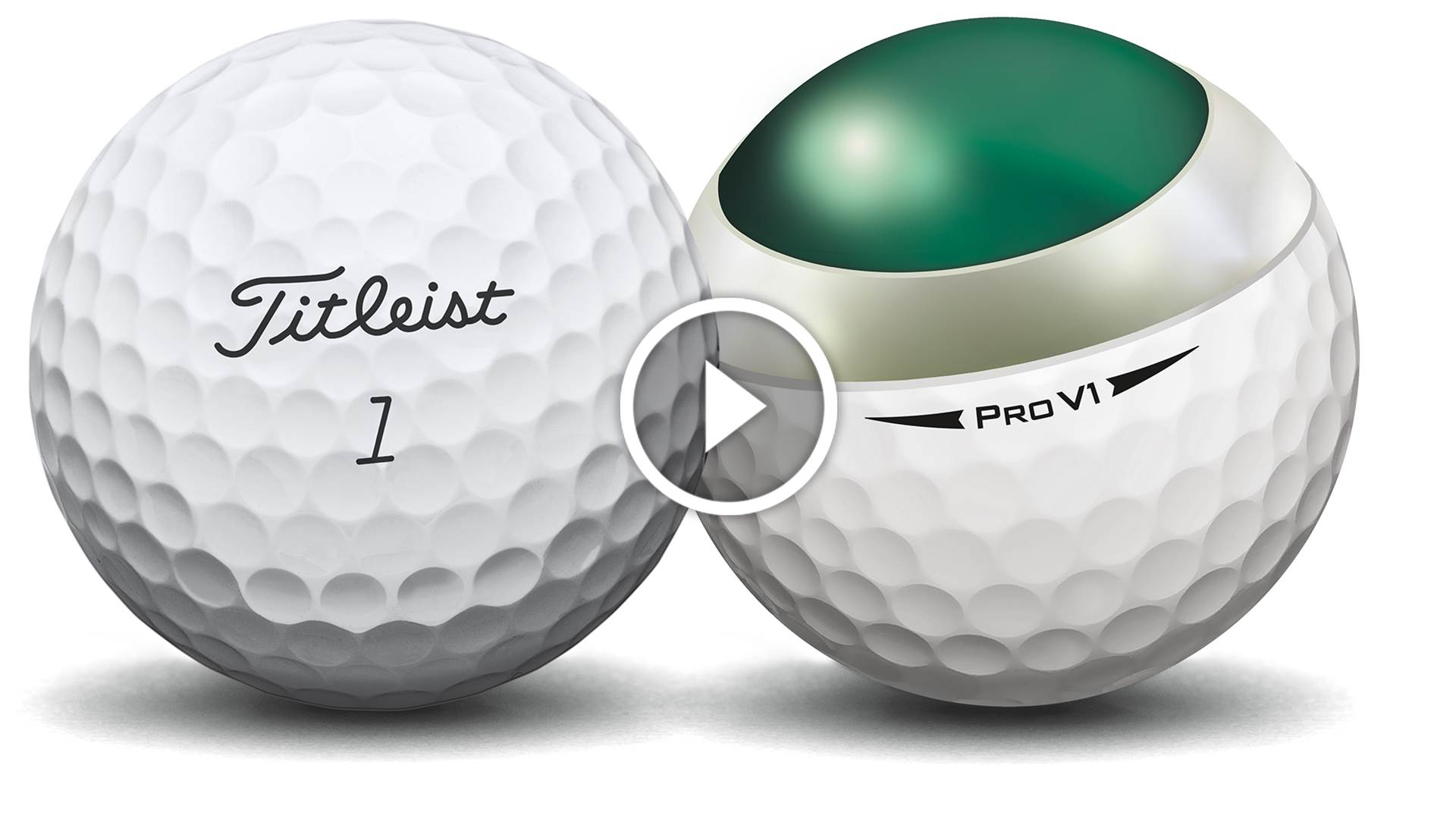 VIDEO: Inside the new Titleist Pro V1 and Pro V1x balls