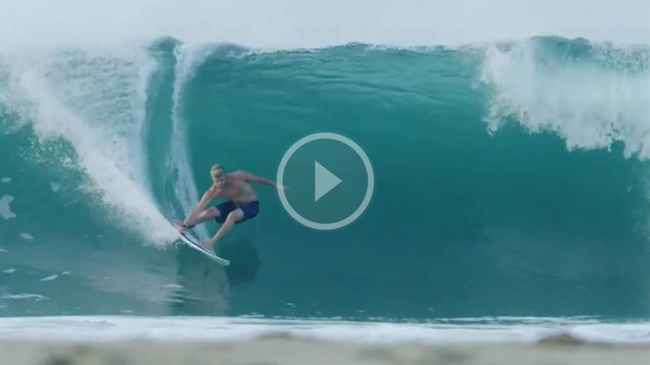 Kolohe Andino's Spicy Mexican Sojourn