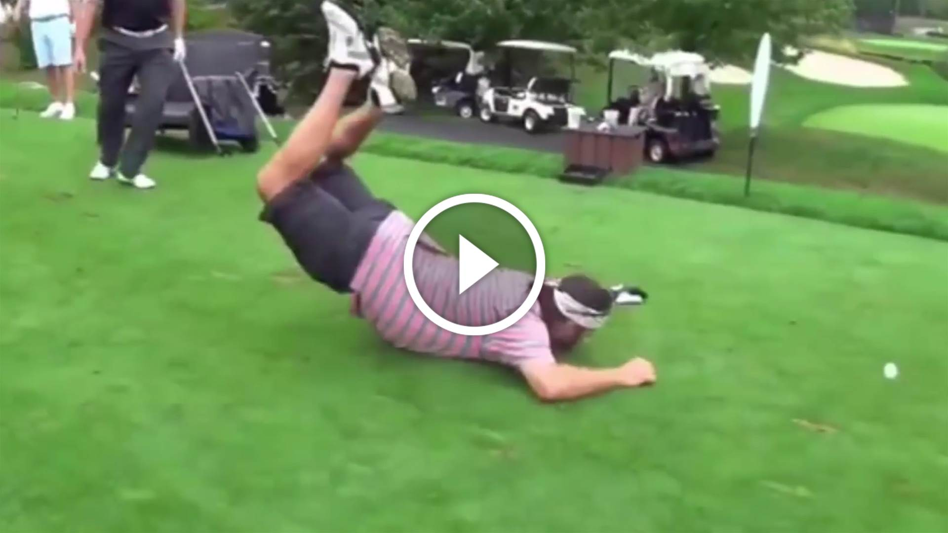 Is this the best golf blooper compilation ever?