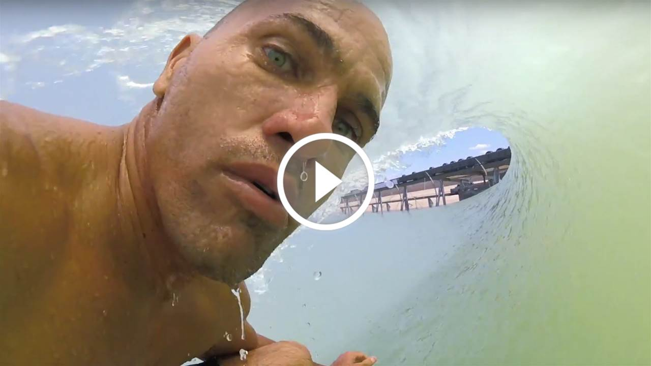 Kelly Slater Releases His Best Wave-Pool Footage Yet