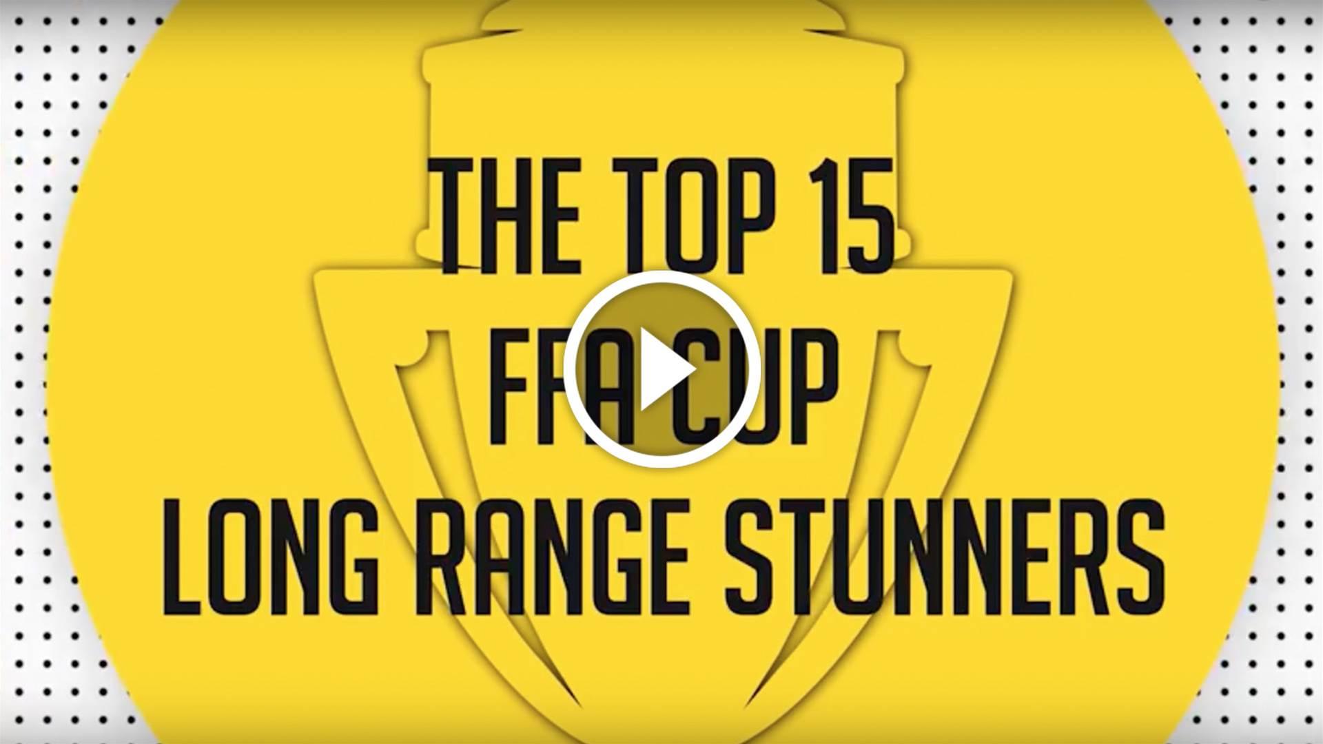 Top 15 FFA Cup long-range screamers