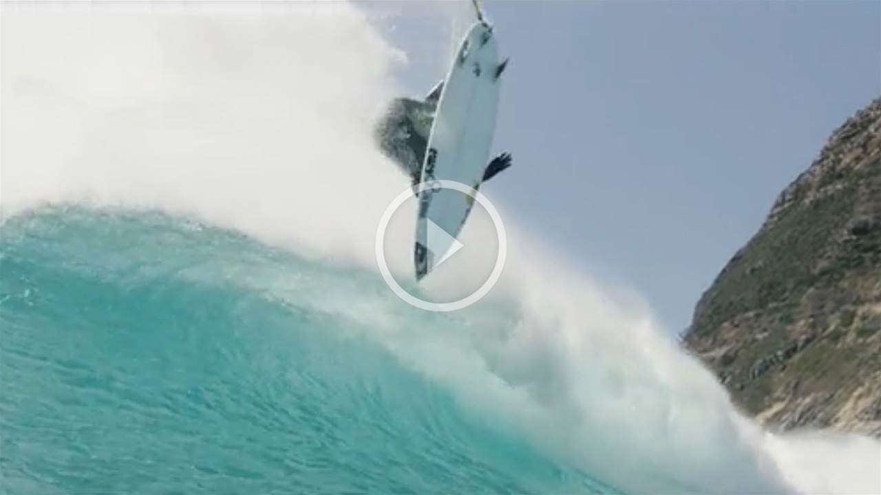 "Full Length: Jordy Smith in ""Just Now"""