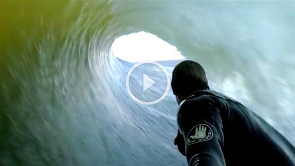 Alex Gray, Anthony Walsh & the Never-Ending Cylinders of Skeleton Bay