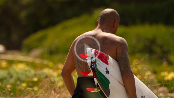 Bobby Martinez | Santa Barbara Shredding