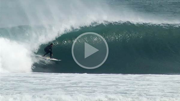 Kepa Acero | The Accident At Mundaka