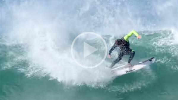 Leo, Zeke and Connor – J-Bay Warm up Sessions