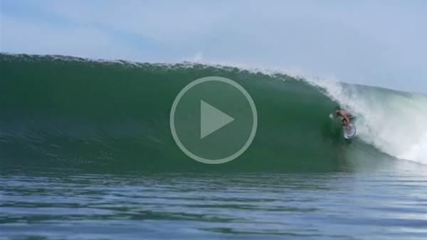 Is Aritz Aranburu Surfing's Willy Wonka?
