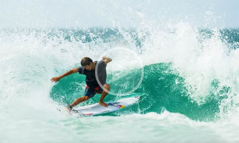 Trestles Sessions